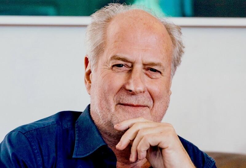 Mushroom Records founder Michael Gudinski.